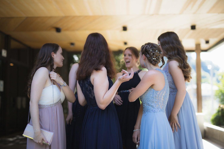 パーティー女子
